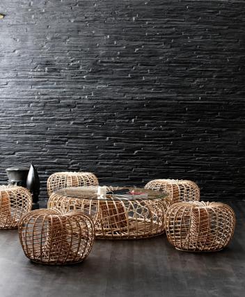 Cane-line Nest Hocker Indoor